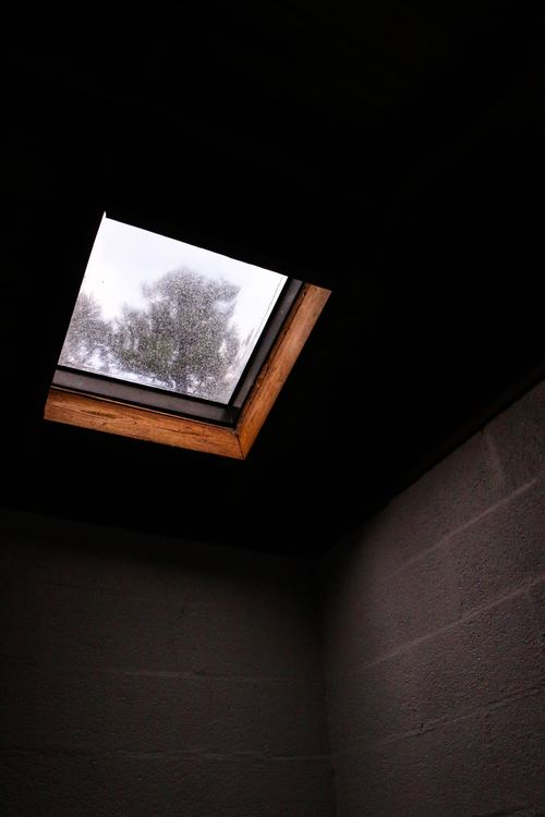 install a skylight for natural lighting and energy efficiency
